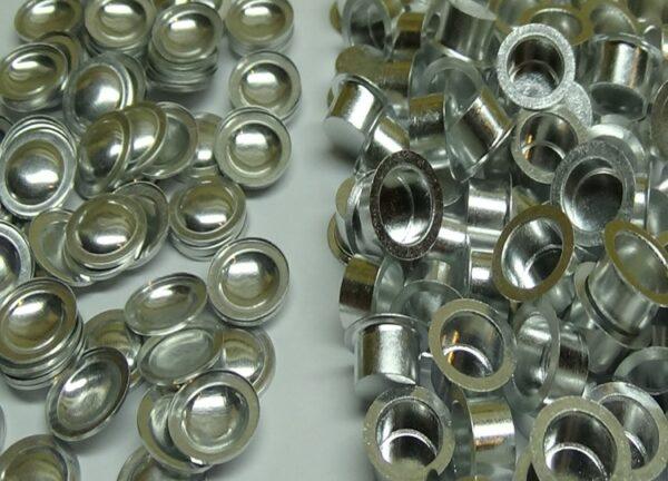 mettler 51119872 51119871 comparable 100ul aluminum crucible sample pan lid