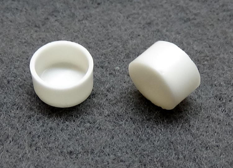 netzsch 399972 comparable alumina 85ul 6.8mm crucible