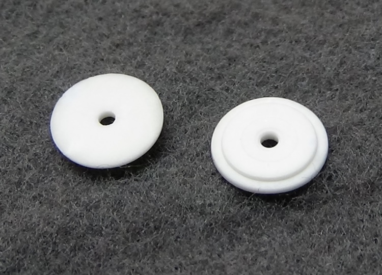 netzsch 399973 comparable alumina 6.8mm cover