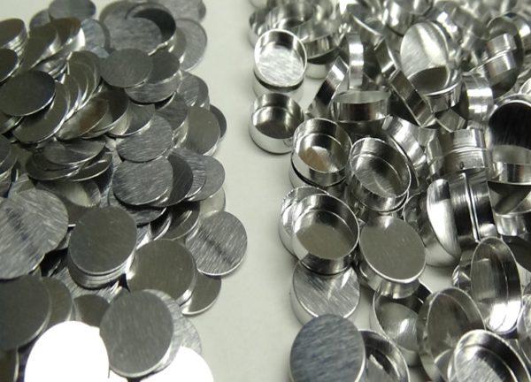 perkinelmer 02190041 aluminum sample pans and covers