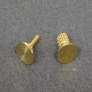 perkinelmer n390144 10mm SS parallel plate top bottom