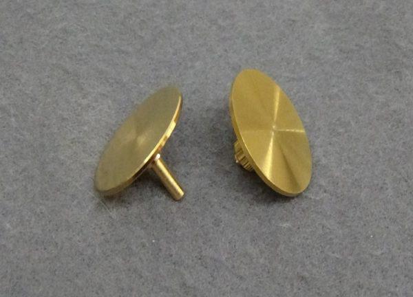 perkinelmer n5390146 20mm SS parallel plate top bottom